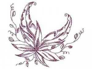 Floral Fantasy Embroidery Machine Designs