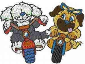 animal-bikers-machine-embroidery-designs