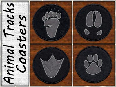 animal-tracks-coasters-machine-embroidery-designs