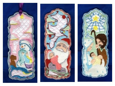 christmas-bookmarkers-machine-embroidery-designs