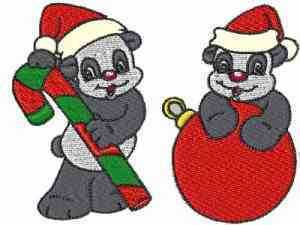 christmas-pandas-machine-embroidery-designs