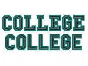 college-outline-font-machine-embroidery-designs
