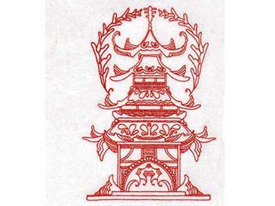 line-art-oriental-houses-machine-embroidery-designs
