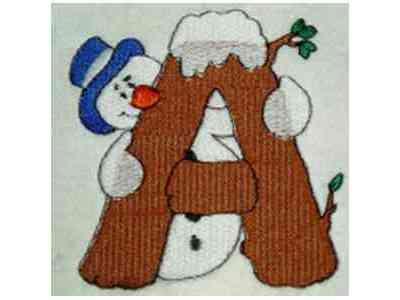 snowman-alphabet-machine-embroidery-designs