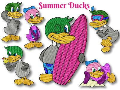 summer-ducks-machine-embroidery-designs