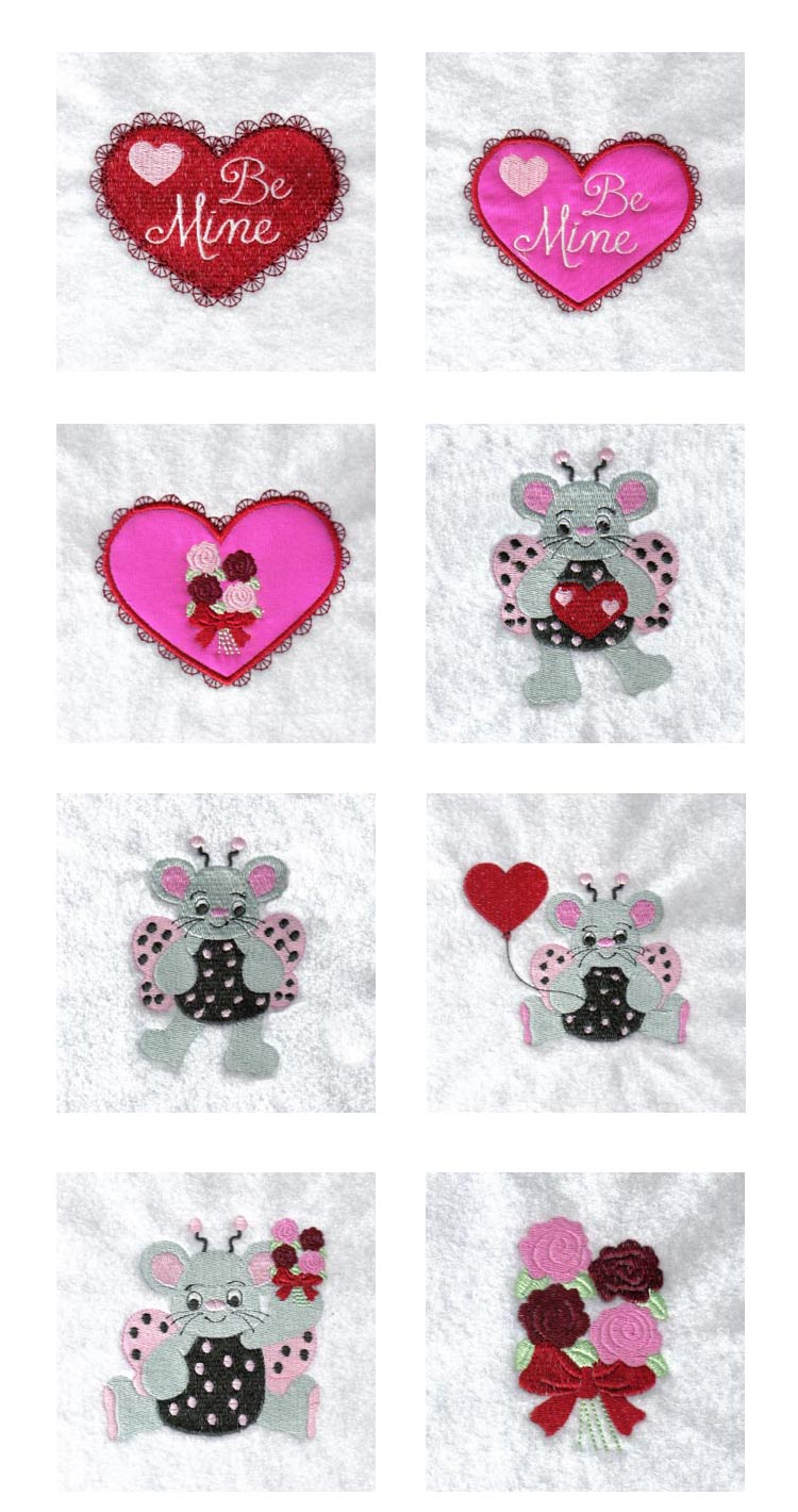 Miss Val S Creations Marvelous Trees: Embroidery Machine Designs